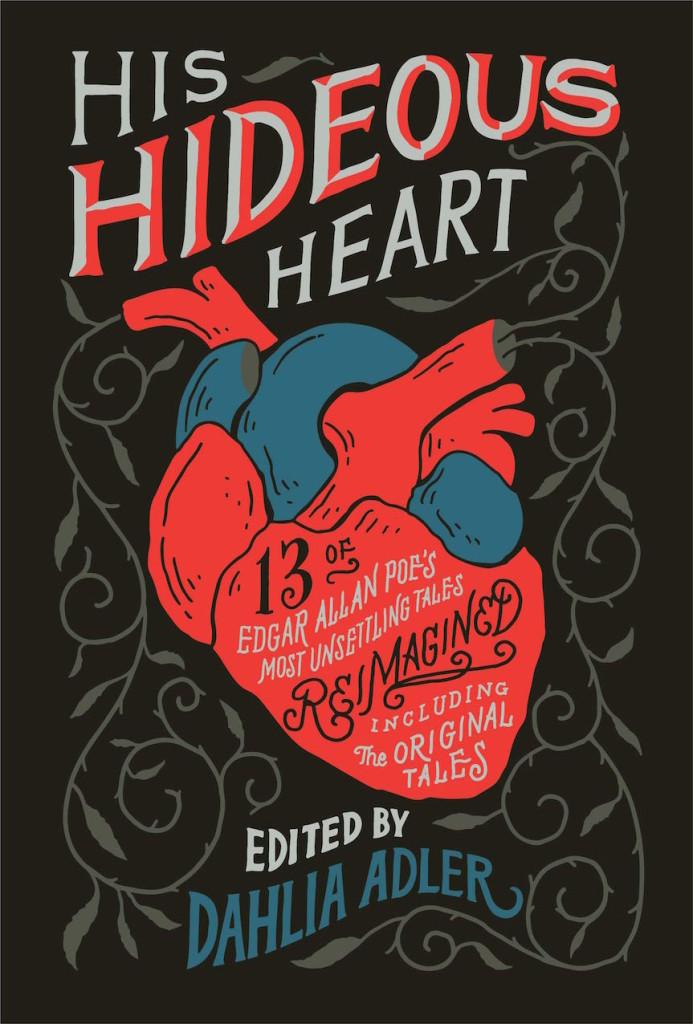 His Hideous Heart cover copy